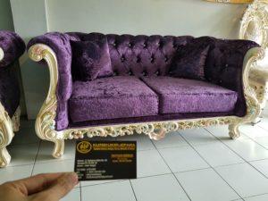 Sofa Tamu Mewah Victoria