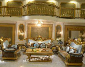 Set Lengkap Sofa Tamu Regency