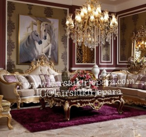 Sofa Mewah Clermont Royal