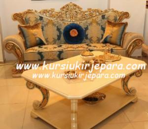 Sofa Tamu Mewah Regency