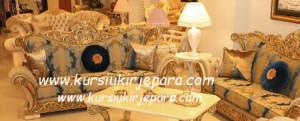 Sofa Tamu Mewah Regency.