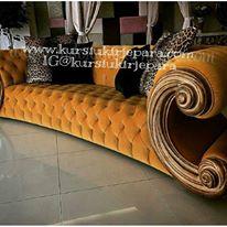 Sofa Tamu Mewah Justin