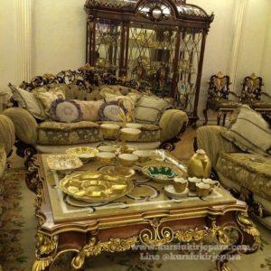 Sofa Mewah Jumbo Classic Set
