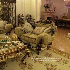 Sofa Mewah Jumbo Classic