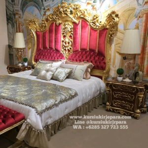 Tempat Tidur Mewah King Salman